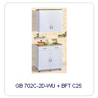 GB 702C-2D-WU + BFT C25